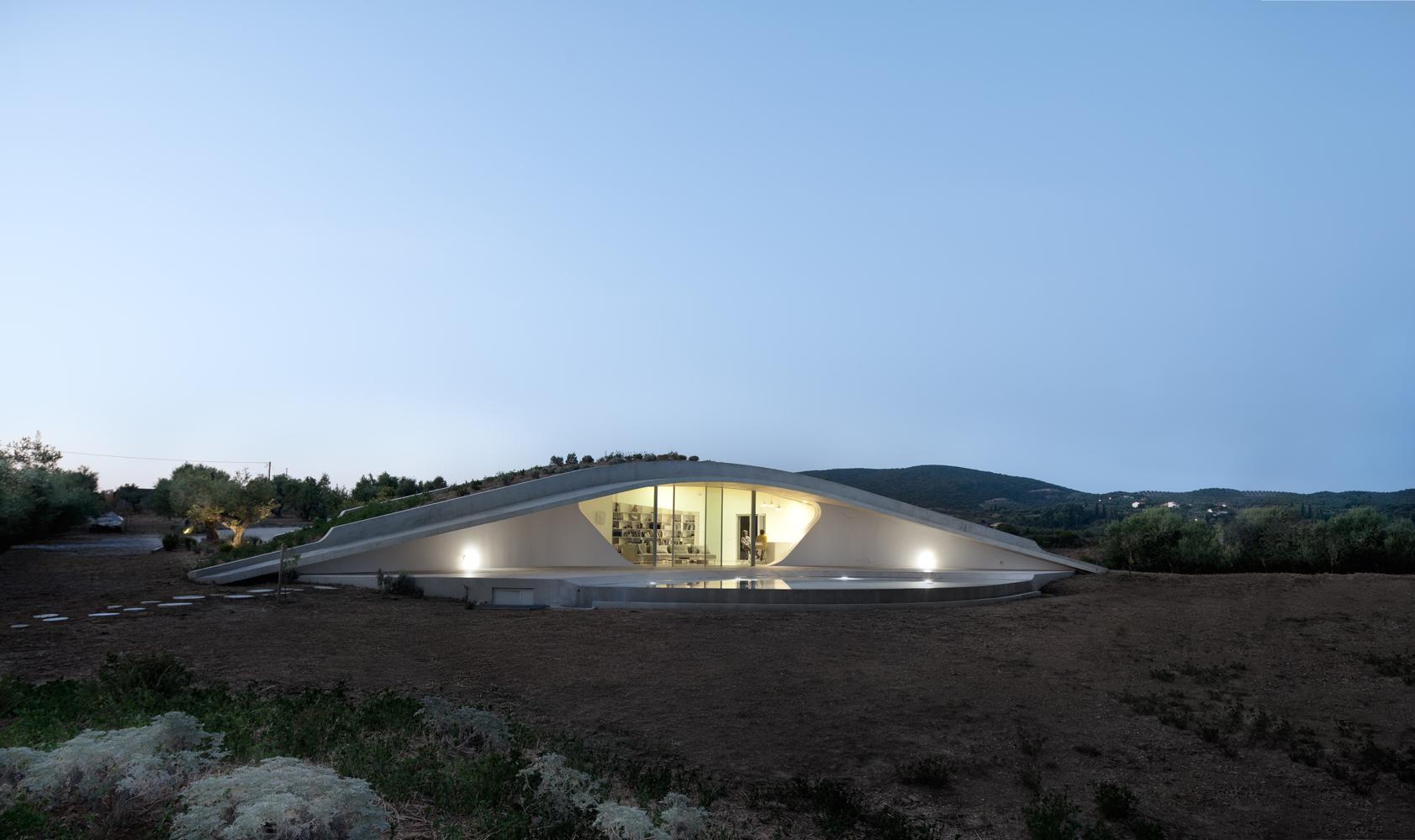 Villa Ypsilon  Lassa Architects